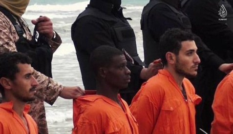 See Video: ISIS executes 21 Egyptian Copts in Libya